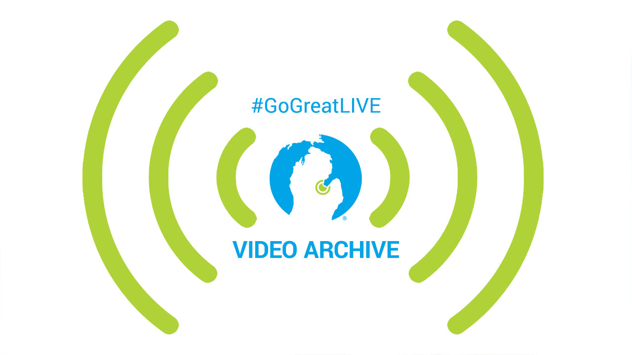 GoGreatLIVE Video Archive