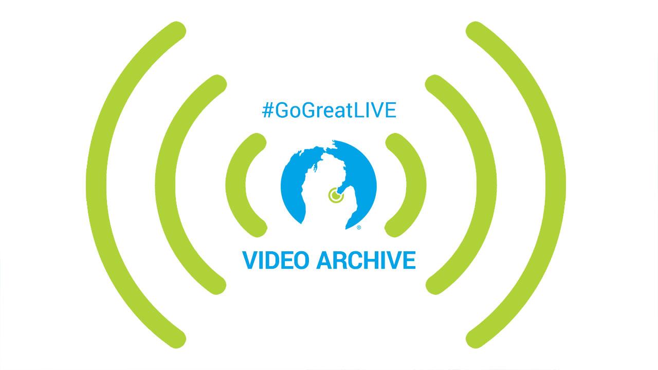 GoGreatLIVE Video Archive