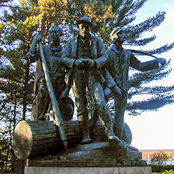 Lumbermans Monument