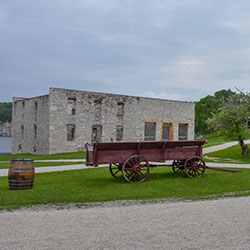 Fayette Historic State Park