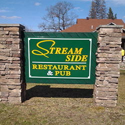 Stream Side Restaurant