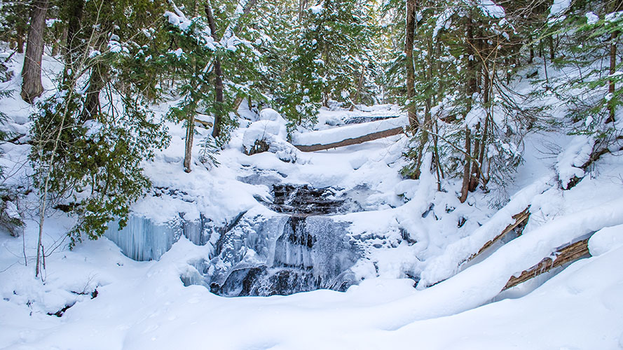 Upper Peninsula Winter Travel Planner Great Getaways