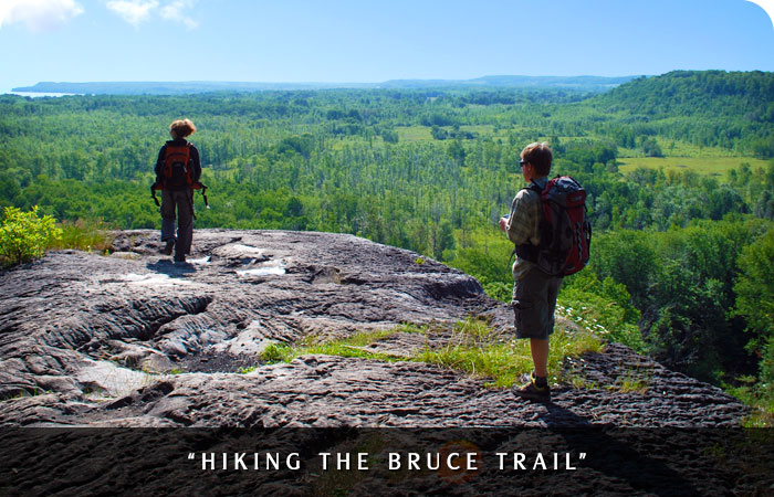 Hiking The Bruce Trail