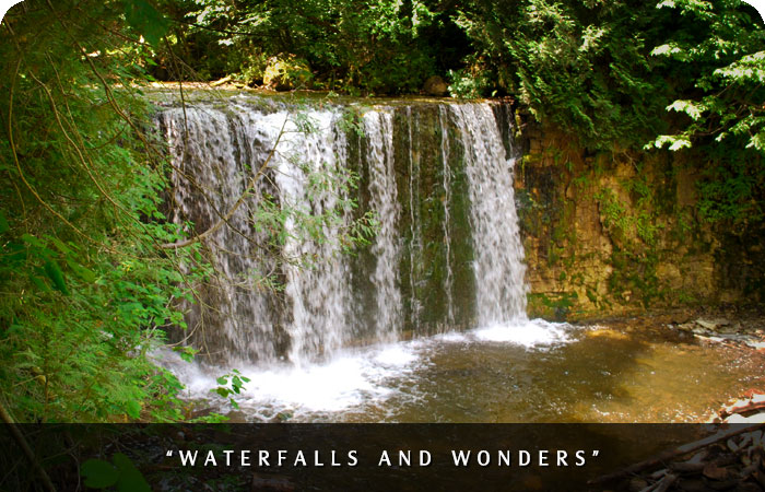 Waterfalls And Wonders