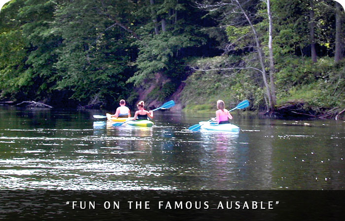Fun On The Famous AuSable