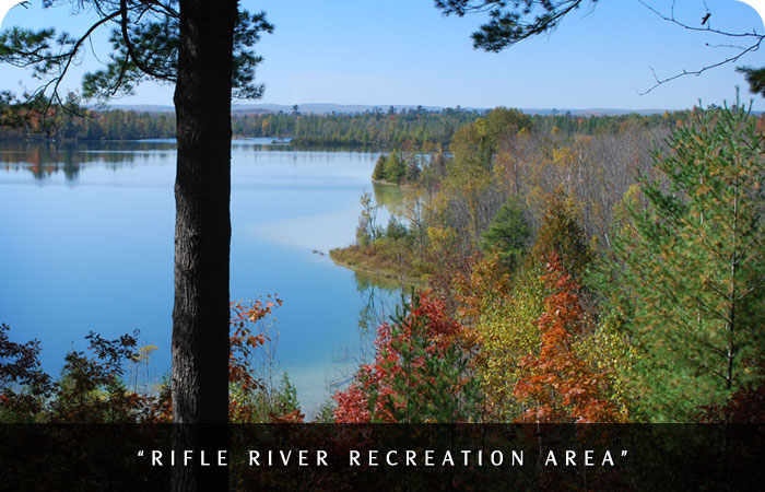 Rifle River Recreation Area Travel Planner - Great Getaways